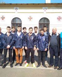 Спартакіада допризовної учнівської молоді з військово-спортивного семиборства