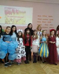 Свято Весни у НВК 157