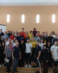 семінар-тренінг «Впровадження нових видів спорту на уроках фізичної культури»