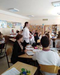 Відкритий урок історії у 9- А класі, вчитель Максимчук М.Р.