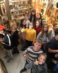 Туристично- пізнавальна подорож учнів 5-А класу