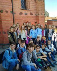 Урок – екскурсія з історії та мистецтва України