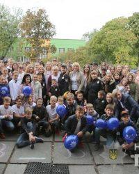 #поліція #Київ #флешмоб #протидія_булінгу
