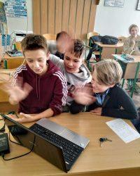 Скайп-урок з англійської мови в 6-Г класі